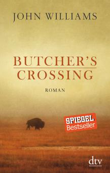 Williams, John: Butcher's Crossing